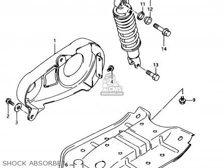 Suzuki Lt80 2000 (y) parts list partsmanual partsfiche
