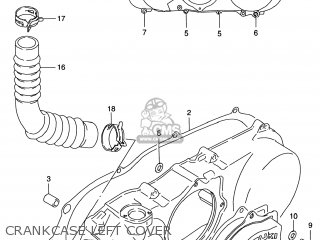 Suzuki LT80 QUAD SPORT 1996 (T) USA (E03) QUADSPORT QUAD