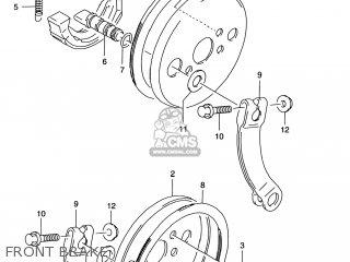 Suzuki LT80 QUAD SPORT 1997 (V) USA (E03) QUADSPORT QUAD