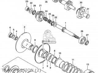 Suzuki LT80 QUAD SPORT 1998 (W) USA (E03) QUADSPORT QUAD
