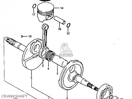 Suzuki LTF230 1986 (G) parts lists and schematics