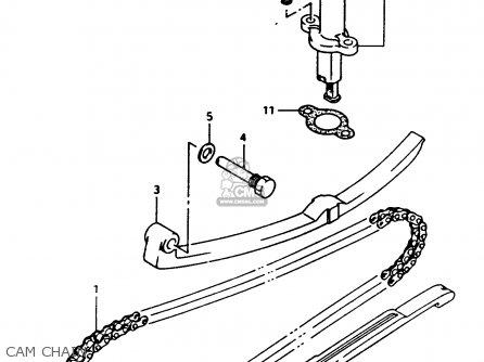 Suzuki LTF250 1989 (K) parts lists and schematics