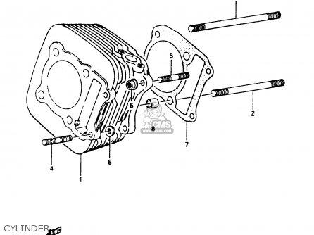 Suzuki LTF250 1992 (N) parts lists and schematics