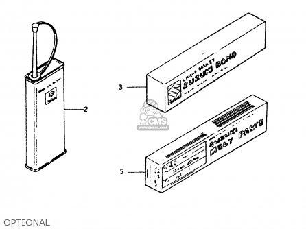 Suzuki Ltf250 1996 (t) parts list partsmanual partsfiche