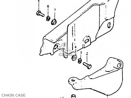 Suzuki Pe250 1980 (t) (e01 E02 E04 E15 E21 E24) parts list