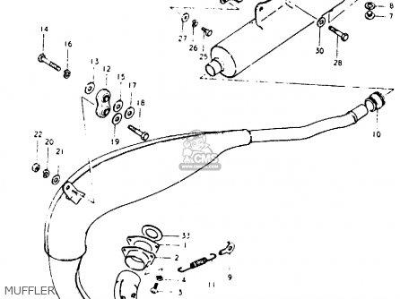 Suzuki PE400 1981 (X) (E01 E02 E06 E15 E24) parts lists