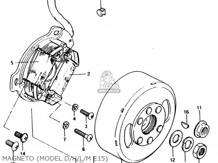 Suzuki PV50 1990 (L) (E01) parts lists and schematics