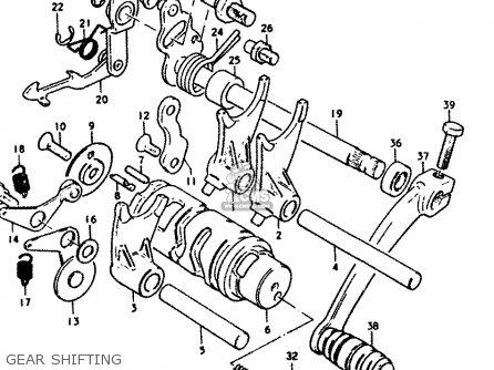 Suzuki PV50 1991 (M) (E01) parts lists and schematics