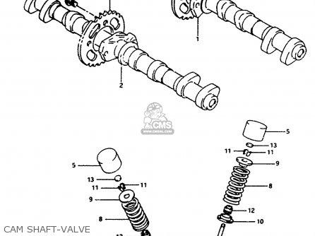 Suzuki Rf600 1994 (rr) parts list partsmanual partsfiche