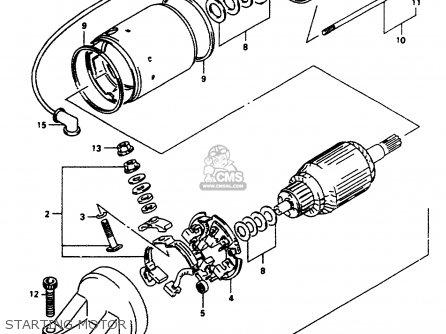 Suzuki Rf600 1995 (rus) parts list partsmanual partsfiche