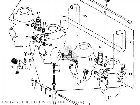 Xv750 Wiring Diagram 1984