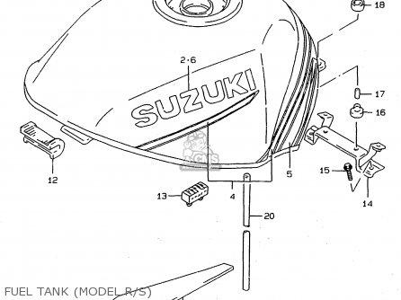 Suzuki Lt80 Wiring Diagram Suzuki LT80 Radiator Wiring