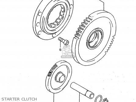 Suzuki RF900R 1998 (W) (E02 E04 E18 E22 E24 E25 E34 E39