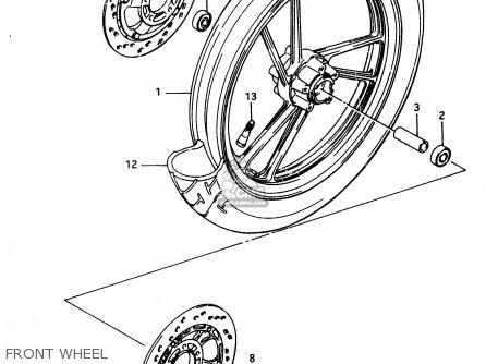 Suzuki RG250 1987 (H) (E01 E04 E21) parts lists and schematics