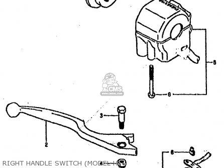 Suzuki RG500 1986 (G) (E01 E02 E04 E06 E15 E16 E17 E21 22
