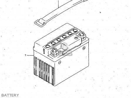 Suzuki RGV250 1992 (N) (E02 E04 E21 E22 E24 E34) parts
