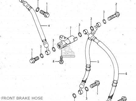 Wiring Diagram Suzuki Rgv 120