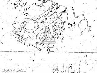 Suzuki Rl250 Exacta Trials 1974 (l) Usa (e03) parts list