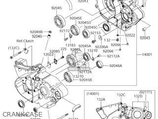 Suzuki RM-Z250 2005 (K5) USA (E03) RMZ250 RM Z250 parts