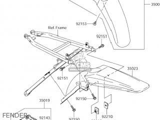 Suzuki RM-Z250 2006 (K6) USA (E03) RMZ250 RM Z250 parts
