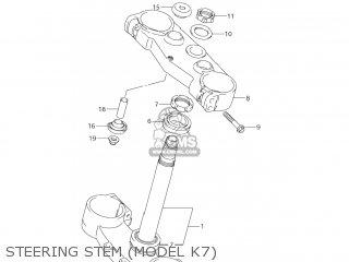 Suzuki RM-Z250 2009 (K9) USA (E03) RMZ250 RM Z250 parts