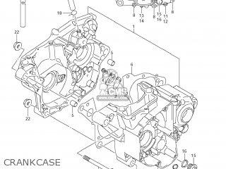 Suzuki RM-Z250 2010 (L0) USA (E03) RMZ250 RM Z250 parts