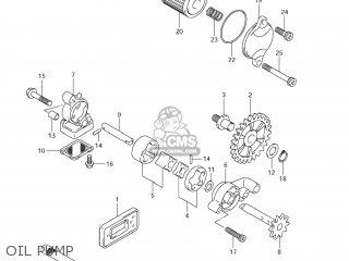 Suzuki RM-Z250 2011 (L1) USA (E03) RMZ250 RM Z250 parts