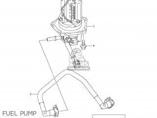 Suzuki RM-Z250 2013 (L3) USA (E03) RMZ250 RM Z250 parts
