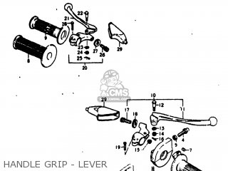 Suzuki RM100 1978 (C) USA (E03) parts lists and schematics