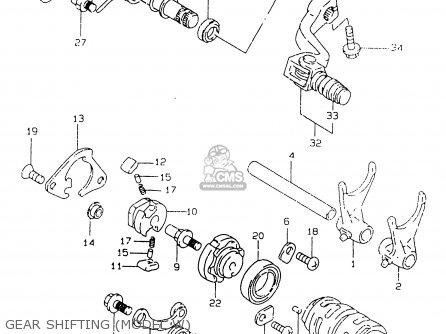 Suzuki Rm 125 Engine Diagram Suzuki LS 650 Engine Wiring