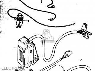 Suzuki Rm250 1979 (n) Usa (e03) parts list partsmanual