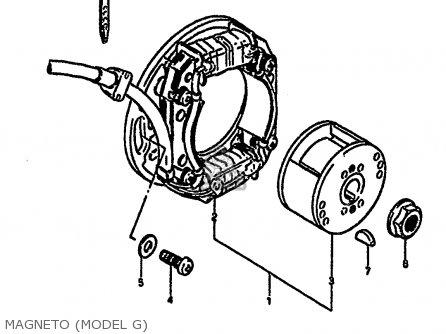 1978 Yamaha Enticer Wiring Diagram