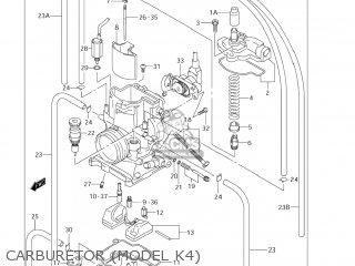 Suzuki Rm250z 2001 (k1) Usa (e03) parts list partsmanual partsfiche