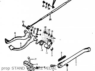 Suzuki RM370 1976 (A) USA (E03) parts lists and schematics