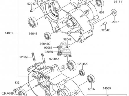 Suzuki Rm65 2003-2005 (usa) parts list partsmanual partsfiche