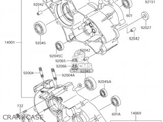 Suzuki RM65 2003 (K3) USA (E03) parts lists and schematics