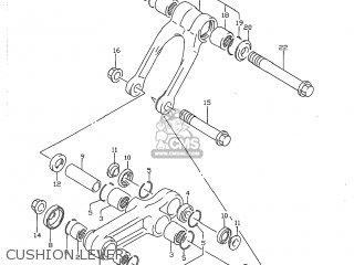 Suzuki Rm80 1999 (x) Usa (e03) parts list partsmanual