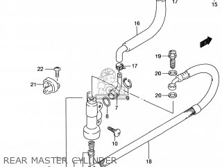 Suzuki Rm80 2000 (y) Usa (e03) parts list partsmanual