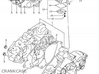 Suzuki RM80X 1996 (T) (E02 E04 E24) parts lists and schematics