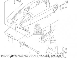 Suzuki RM85 2002 (K2) USA (E03) parts lists and schematics