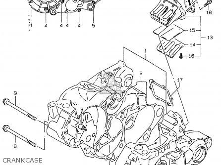 50cc Tank Wiring Diagram Suzuki Rmx250 1999 X Parts List Partsmanual Partsfiche