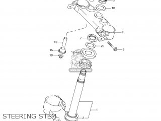 Suzuki Rmx450z 2010 (l0) Usa (e03) parts list partsmanual