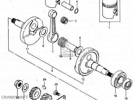 Suzuki RMX50 1996 (T) PORTUGAL SPAIN (E29 E53) parts lists