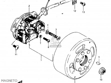 49cc Tank Motor, 49cc, Free Engine Image For User Manual
