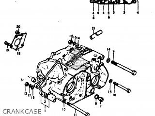 Suzuki RV125 1973 (K) USA (E03) parts lists and schematics