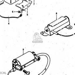Suzuki Rv 50 Wiring Diagram Mobile Home Ligurien Rv50 1981 (x) (e01) Parts Lists And Schematics