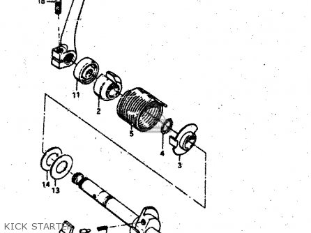 Suzuki RV50 1981 (X) (E01) parts lists and schematics