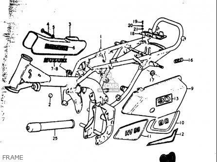 Suzuki Rv 90 Wiring Diagram