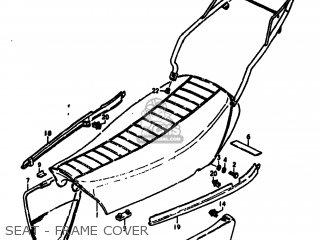 Suzuki SP370 1978 (C) USA (E03) parts lists and schematics