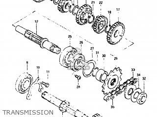 Suzuki SP500 1981 (X) USA (E03) parts lists and schematics